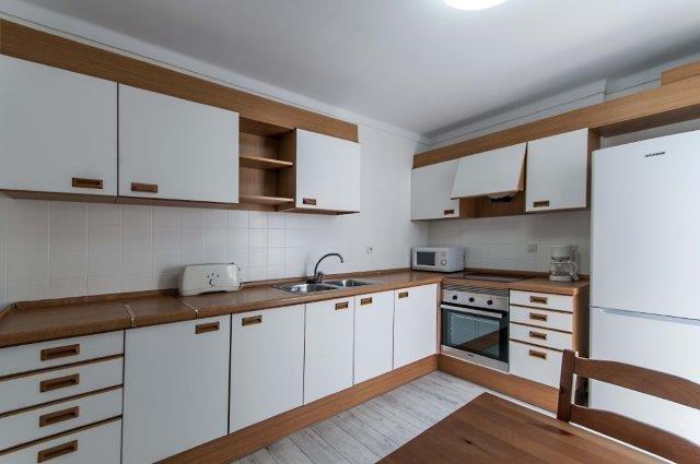 Appartement Formentor - keuken