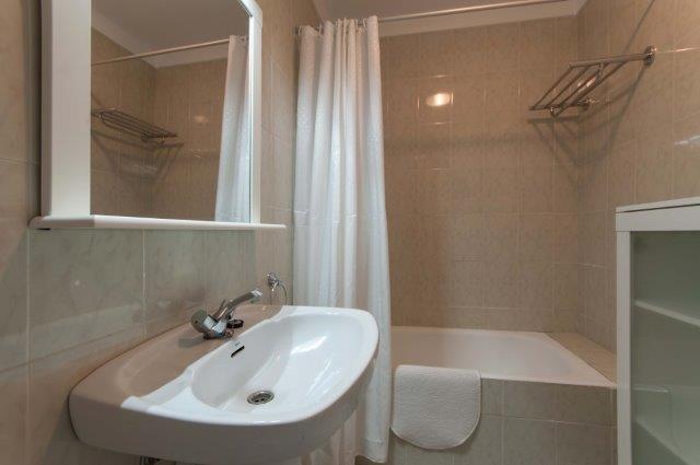 Appartement Formentor - badkamer