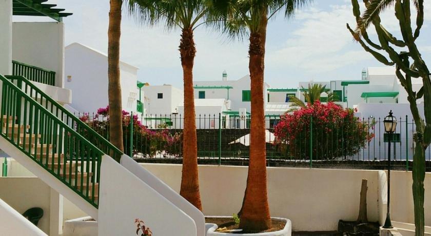 Appartementen Tropical - omgeving