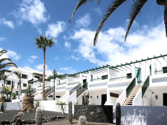 Bijzondere accommodaties Appartementen Tropicana in Puerto del Carmen (Lanzarote, Spanje)
