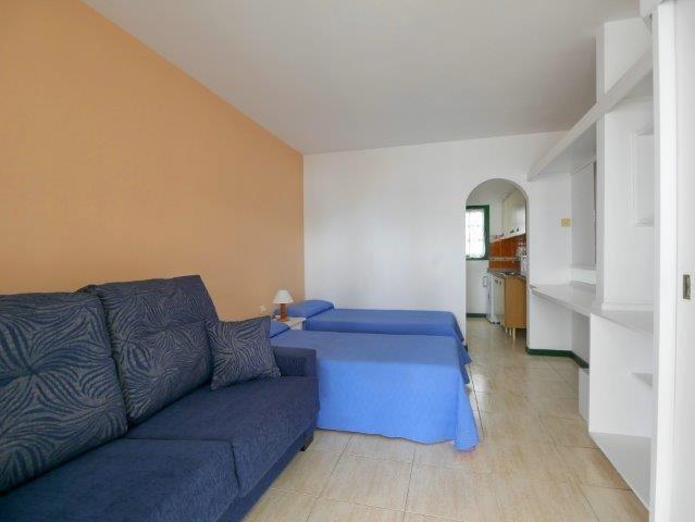 Appartementen Tropical - studio