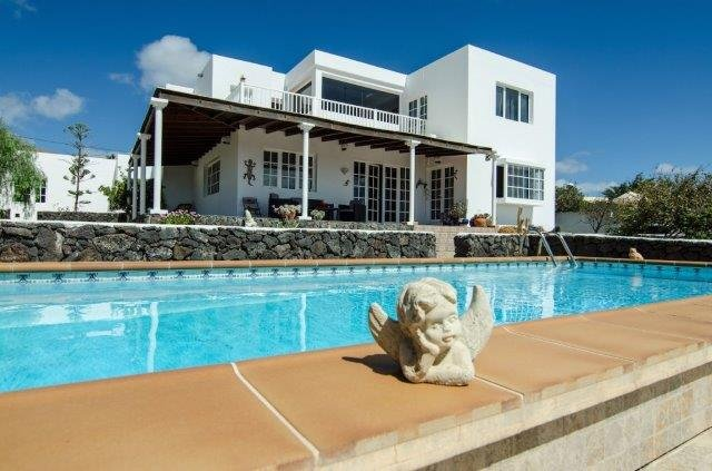 Villa Casa Tesa - zwembad