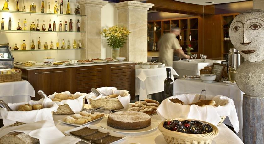 Hotel Vicenc - ontbijt