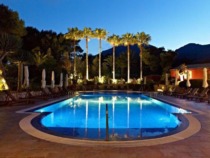 Hotel Vicenc - zwembad