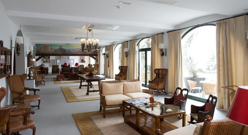 Hotel Parador de Tejeda - lounge