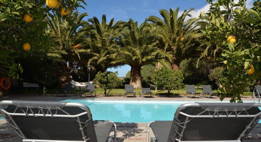Hotel Longueras - zwembad
