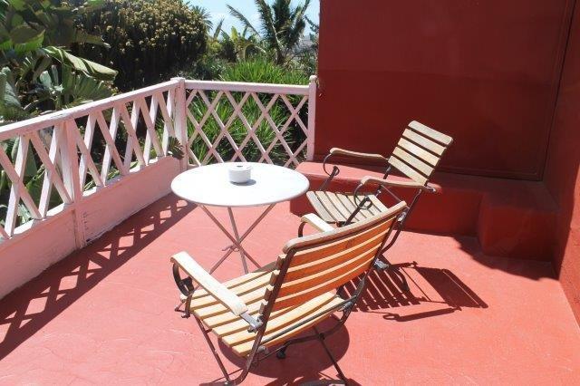 Hotel Longueras - balkon