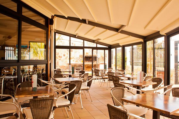 Hotel Roca Negra - restaurant