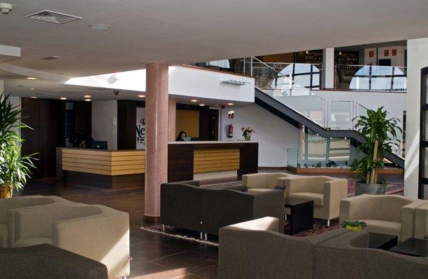 Hotel Roca Negra - lounge