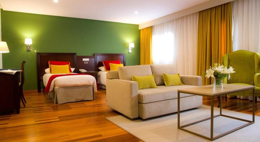 Hotel Escuela - hotelkamer