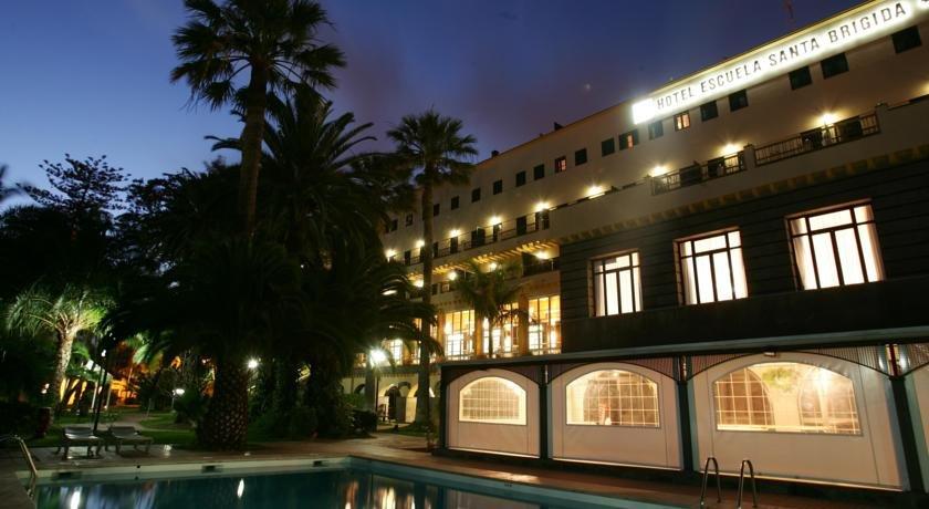 Hotel Escuela - aanzicht