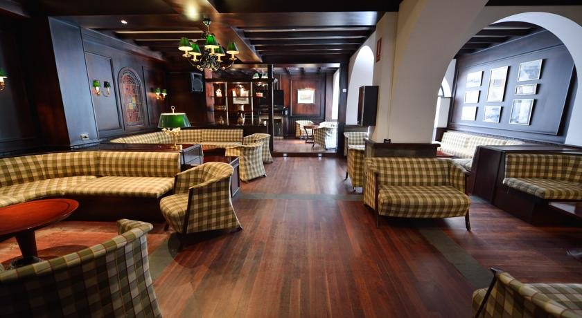 Hotel Escuela - lobby