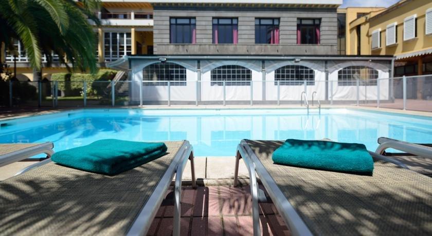 Hotel Escuela - zwembad