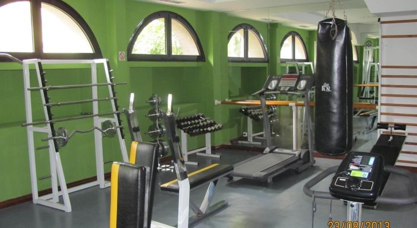 Hotel Escuela - fitness