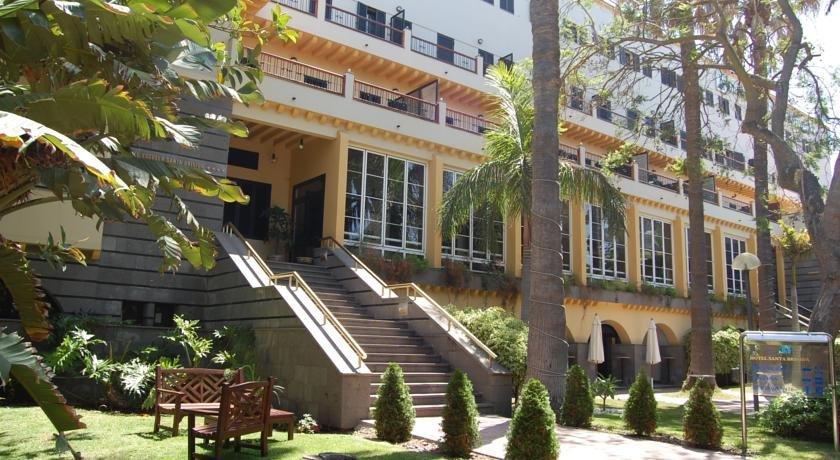 Hotel Escuela - tuin