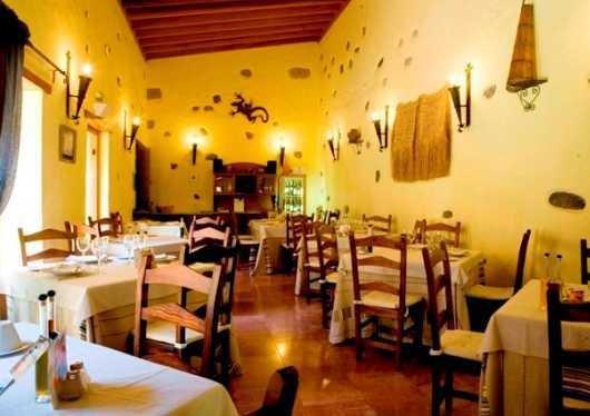 Hotel Los Camellos - restaurant
