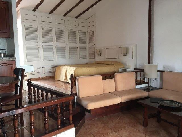 Appartementen Casas Carmen - woonkamer