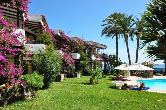 Appartementen Casas Carmen - zwembad