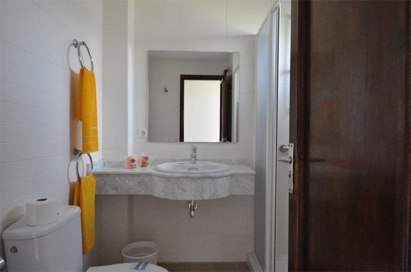 Appartementen Casas Carmen - badkamer