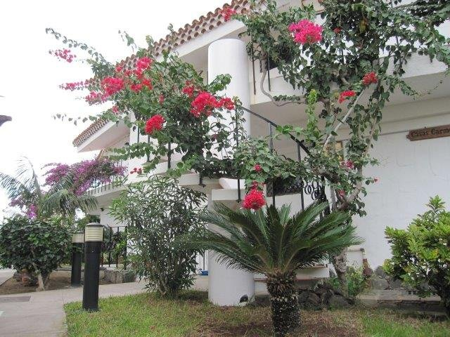 Appartementen Casas Carmen - buitenkand