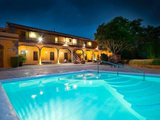 La Hacienda - zwembad