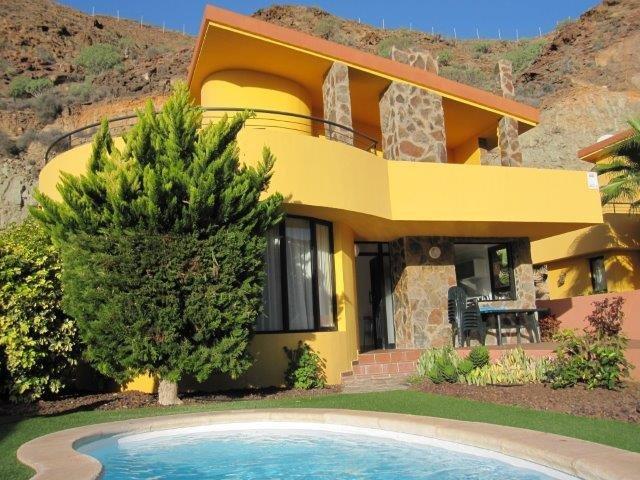 Villa Tauro Deluxe - aanzicht villa
