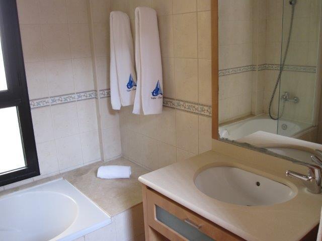 Villa Tauro Deluxe - badkamer