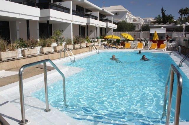 Appartementen Mozart - zwembad