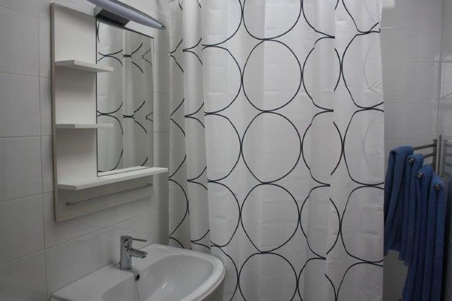 Appartementen Mozart - badkamer