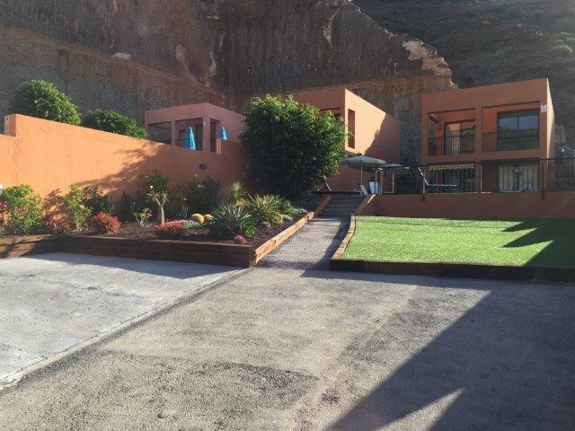 Villa Tauro - aanzicht villa's