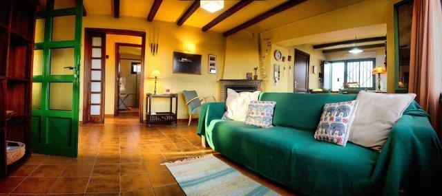 Eco-casita Alcairon - woonkame