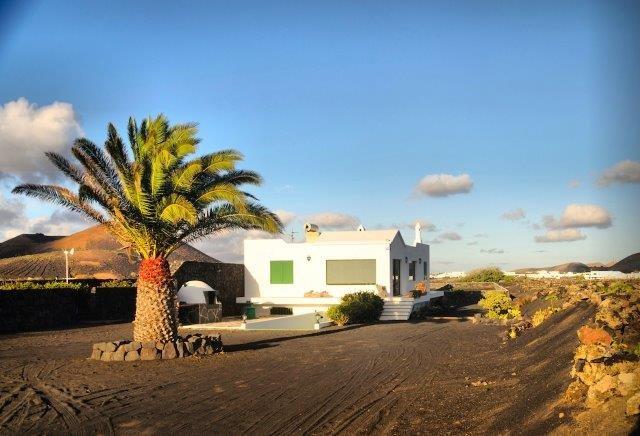 Eco-casita Alcairon - buiten