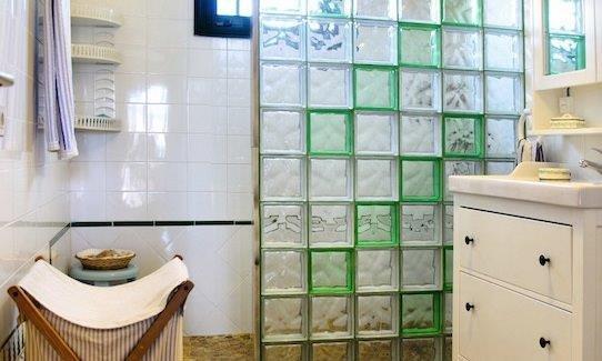 Eco-casita Alcairon - badkamer
