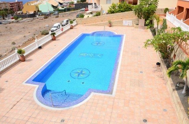 Appartementen Callaomar - zwembad
