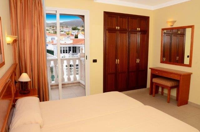 Appartementen Callaomar - slaapkamer