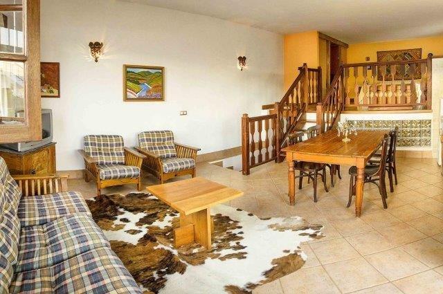 Hotel Lola y Juan - woonkamer
