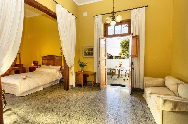 Hotel Lola y Juan - slaapkamer