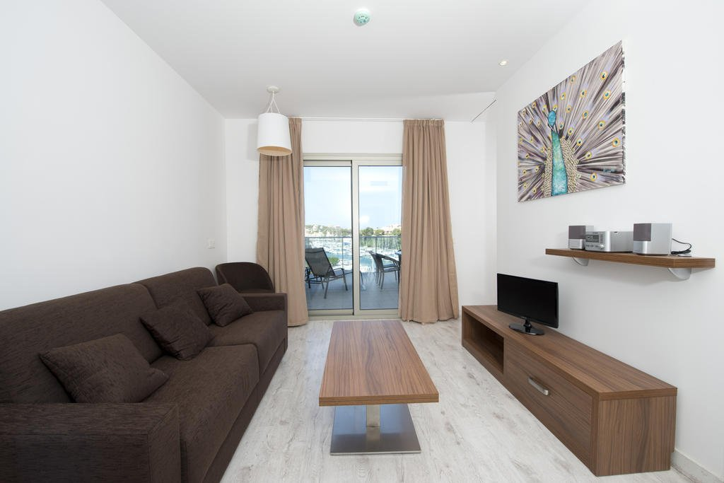 Appartementen Porto Drach - hotelkamer