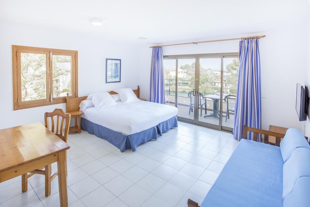 Hotel Som Far - hotelkamer