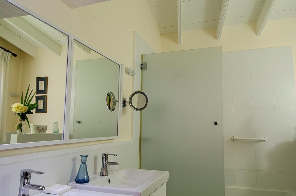 Hotel Las Calas - badkamer