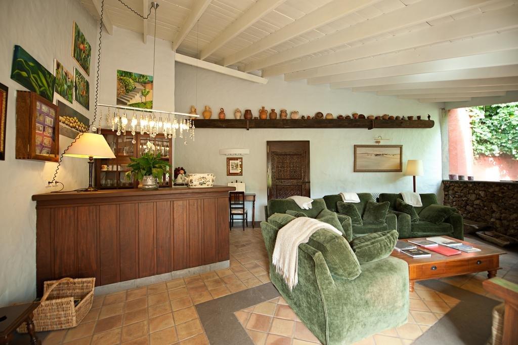 Hotel Las Calas - receptie