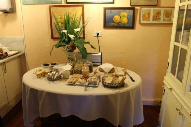 Hotel Las Calas - ontbijtbuffet
