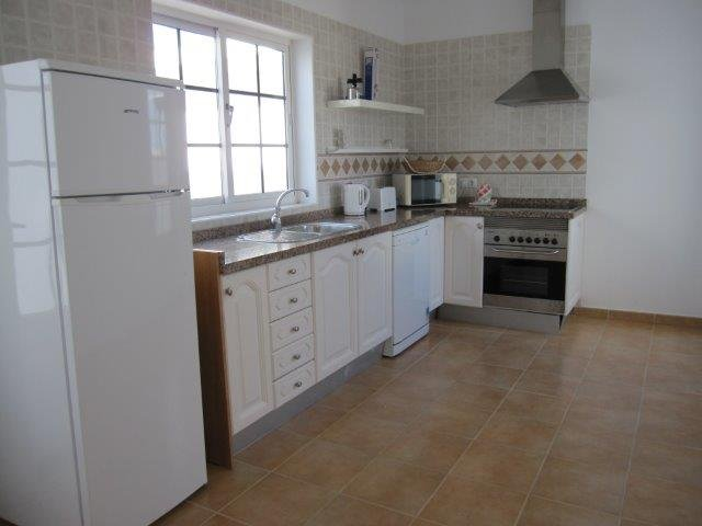 Villa Nohara - keuken