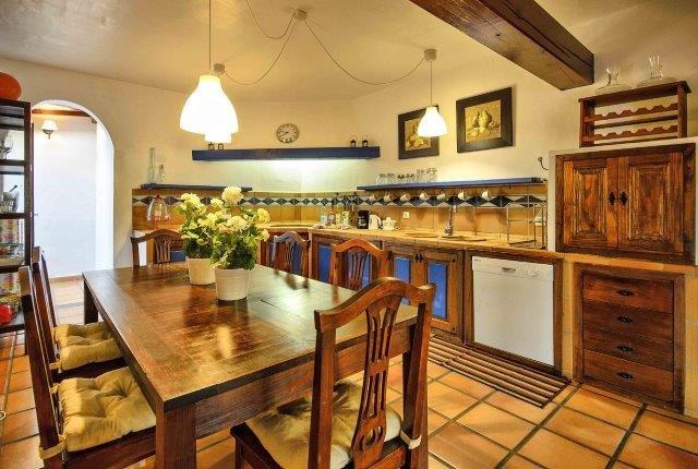 Villa Amaia 1 - keuken