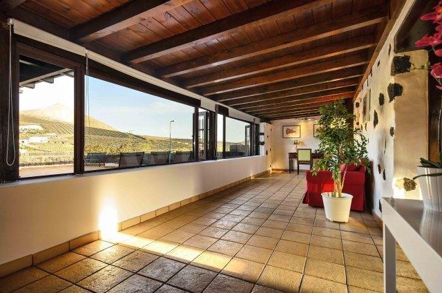 Villa Amaia 1 - hal met uitzicht