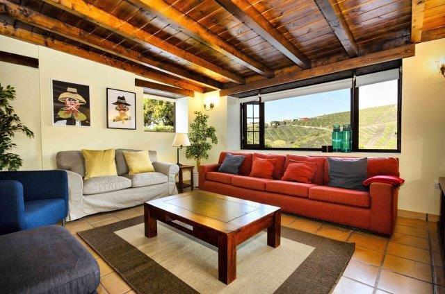 Villa Amaia 1 - woonkamer