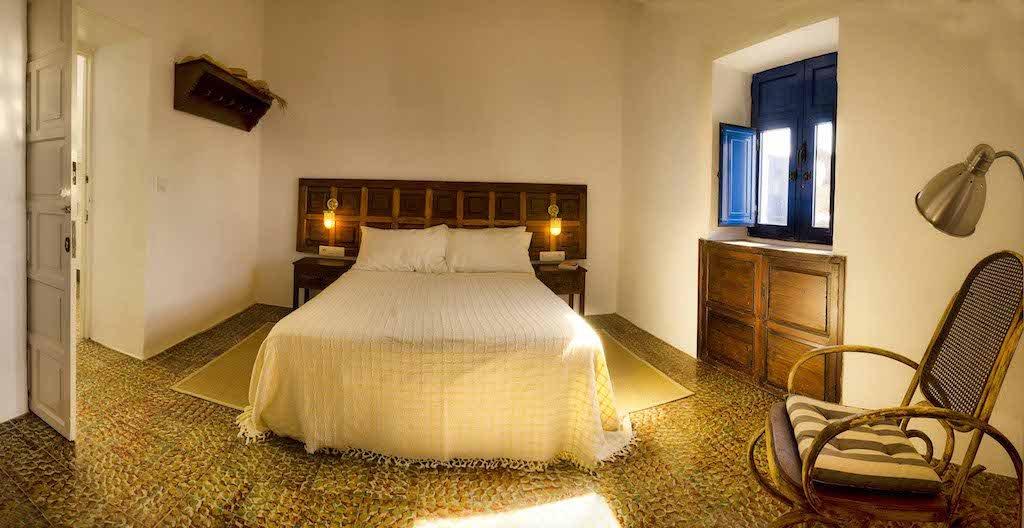Casita Caleton del Golfo - Abuelos slaapkamer