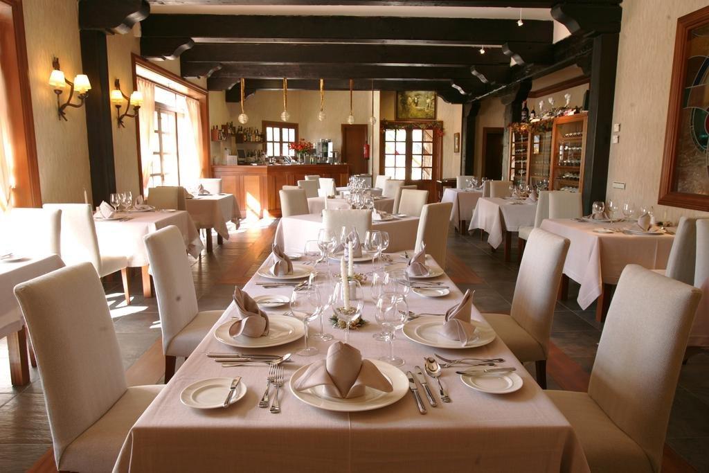 Hotel Spa Villalba - restaurant