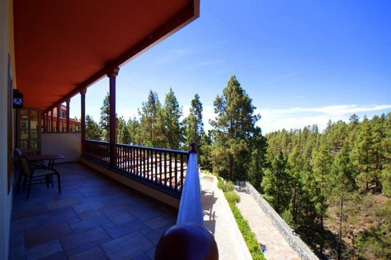 Hotel Spa Villalba - uitzicht