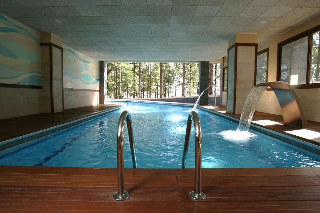 Hotel Spa Villalba - zwembad